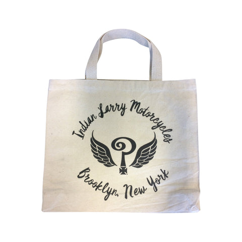 Indian Larry Natural Tote Bag