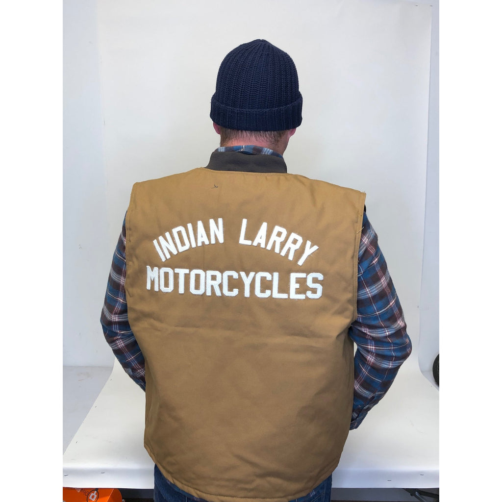 Indian Larry Snap Front Duck Vest