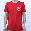 BK/NY Red Shop Tee