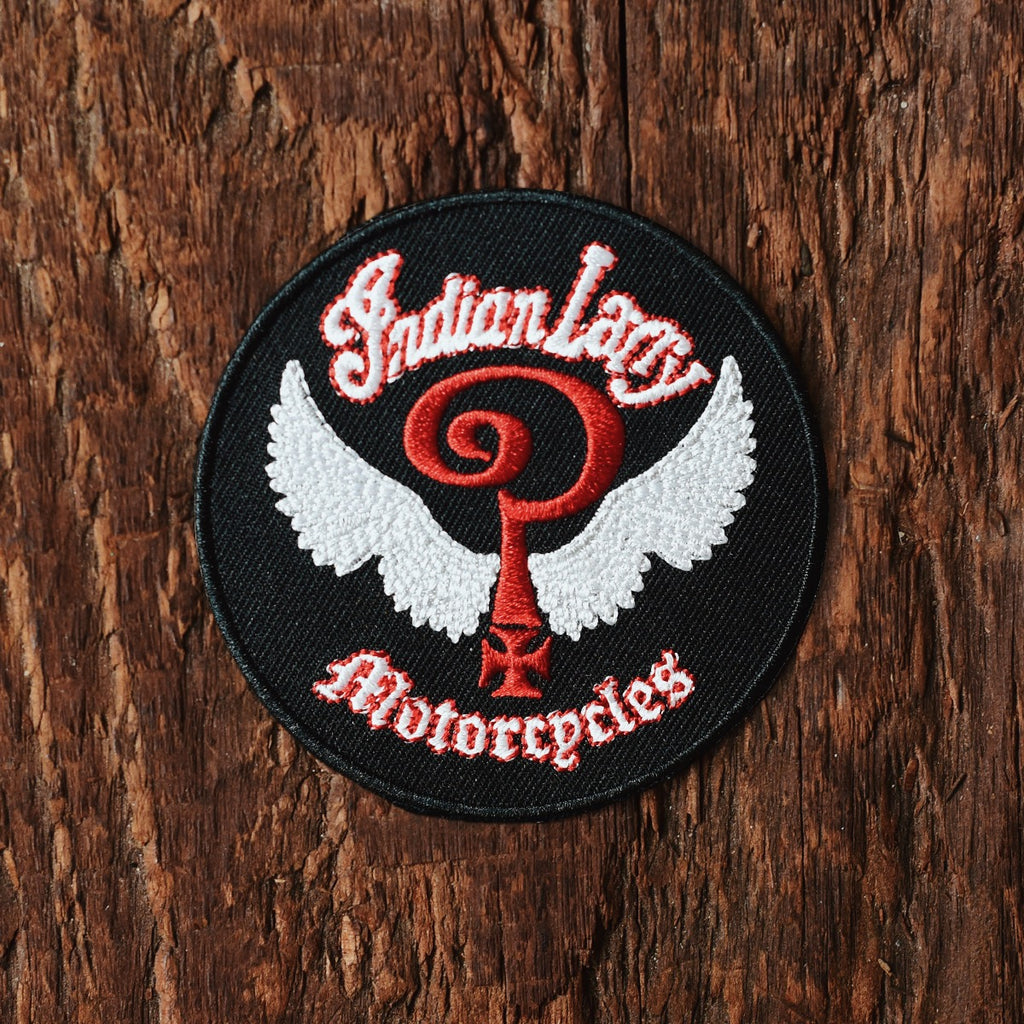 Indian Larry Logo Patch