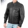 Brooks Cafe Racer Leather Jacket