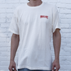 Support Street Racing Tee - Red + Cream