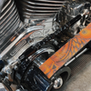 Twisted Shifter Linkage