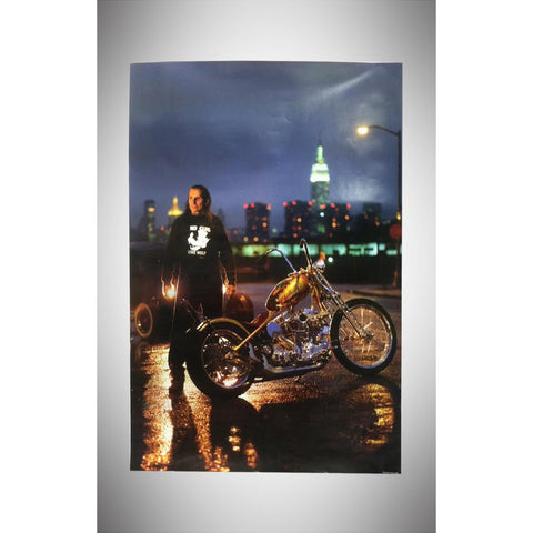 Indian Larry Poster