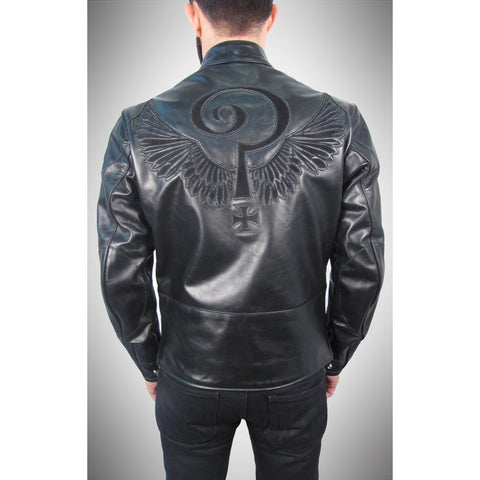 ILM x Vanson Leather Riding Jacket