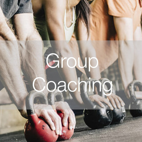 Group Coaching - SelfMADEfit
