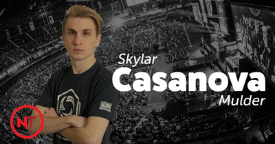 Interview with Pro Heroes of the Storm Player Casanova
