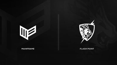Flash Point Esports x Mainframe Gaming Partnership