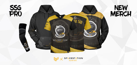 Spacestation Gaming Esport Gear & Apparel