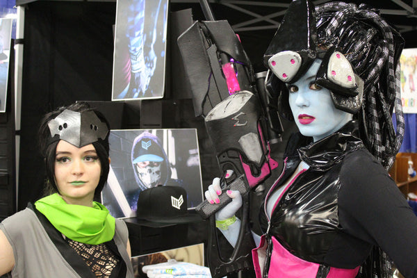 Mainframe Cosplay Widowmaker Gaming Lifestyle