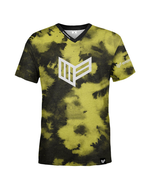 PRO Faded CUSTOM Gaming S/S Jersey Jersey Mainframe USA