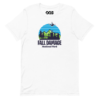 Fall Damage National Park T-Shirt