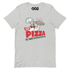 Fall Damage Pizza T-Shirt