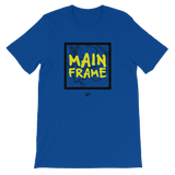 Terrain Short-Sleeve Mens T-Shirt  Mainframe USA