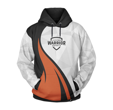 INDIANA TECH Esports Gaming PRO Pull Over Hoodie
