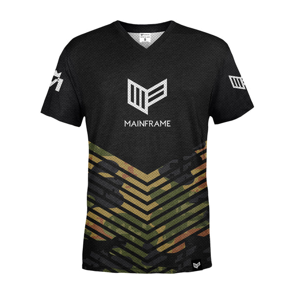 PRO Pochinki Camo S/S Gaming Jersey Video Gaming Streetwear & Esport Clothing