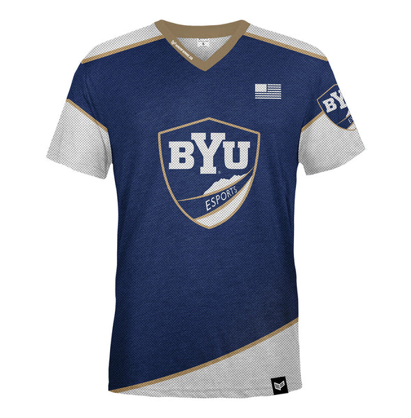PRO BYU ESPORTS S/S JERSEY Video Gaming Streetwear & Esport Clothing