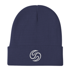 Schlump Brand Embroidered Beanie