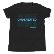 Undefeated, Never Lost Youth T-Shirt  Mainframe USA