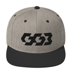 GGB Snapback Hat  Mainframe USA