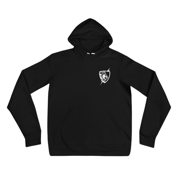 Flash Point Esports Classic Black Fleece Hoodie Video Gaming Streetwear & Esport Clothing