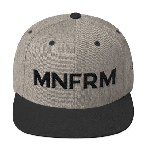 Blocks Snapback Hat Mainframe USA