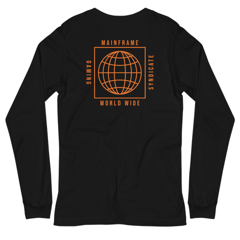 Worldwide L/S Tee  Mainframe USA