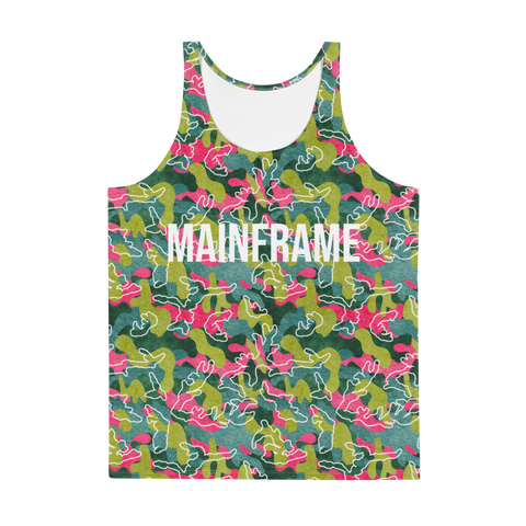 Mainframe Game On Tank Top