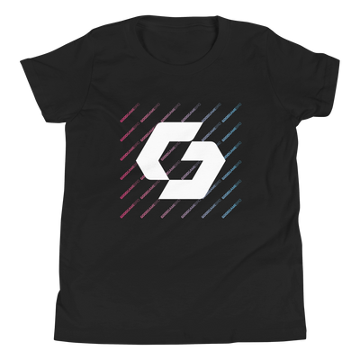 Script G Youth T-Shirt  Mainframe USA
