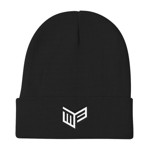 Classic Icon Knit Beanie  Mainframe USA