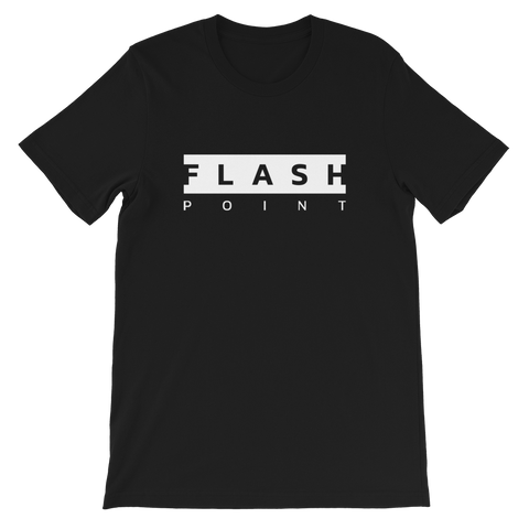Flash Point Esports BLOCKED Mens Black S/S T-Shirt  Mainframe USA