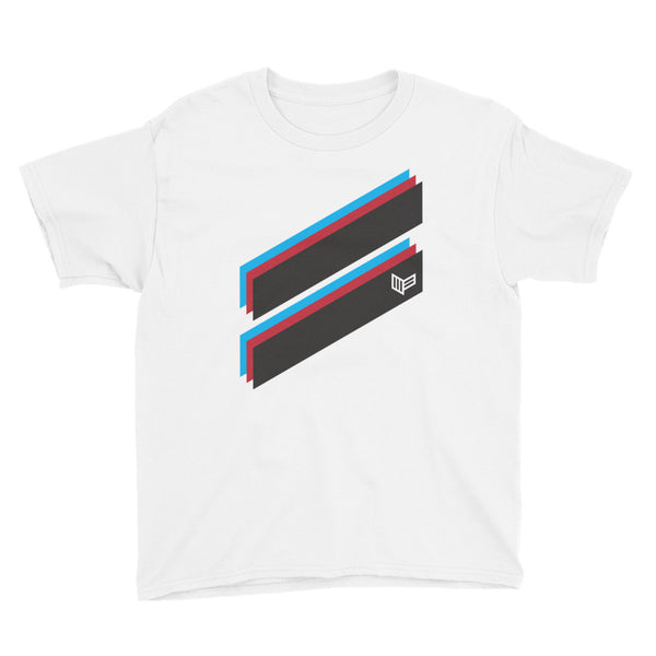 Tiny Tri-blend Mainframe Youth Tee