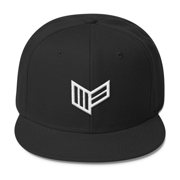 Mainframe Icon Black Snapback