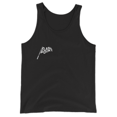 Flash Point Esports FLAG Unisex Black Tank Top  Mainframe USA