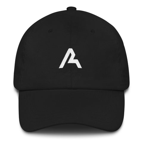 Armada Classic Black Dad Hat  Mainframe USA