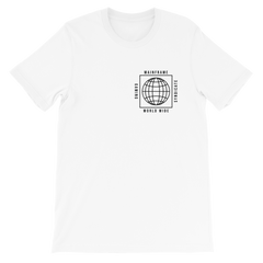 Mainframe Worldwide S/S T-Shirt  Mainframe USA