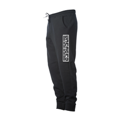 unCAGED Logo Mid-weight Fleece Jogger