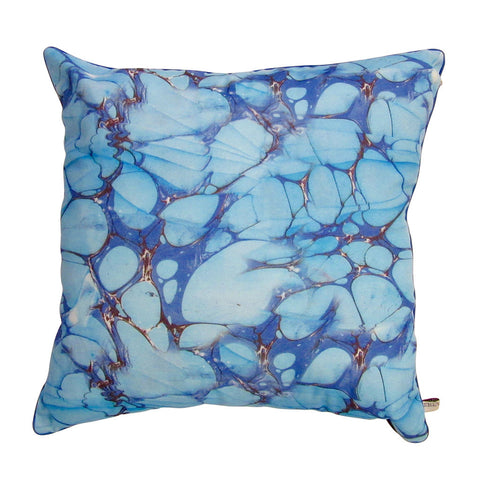 'Capri Sea' Microfiber Pillow Cover