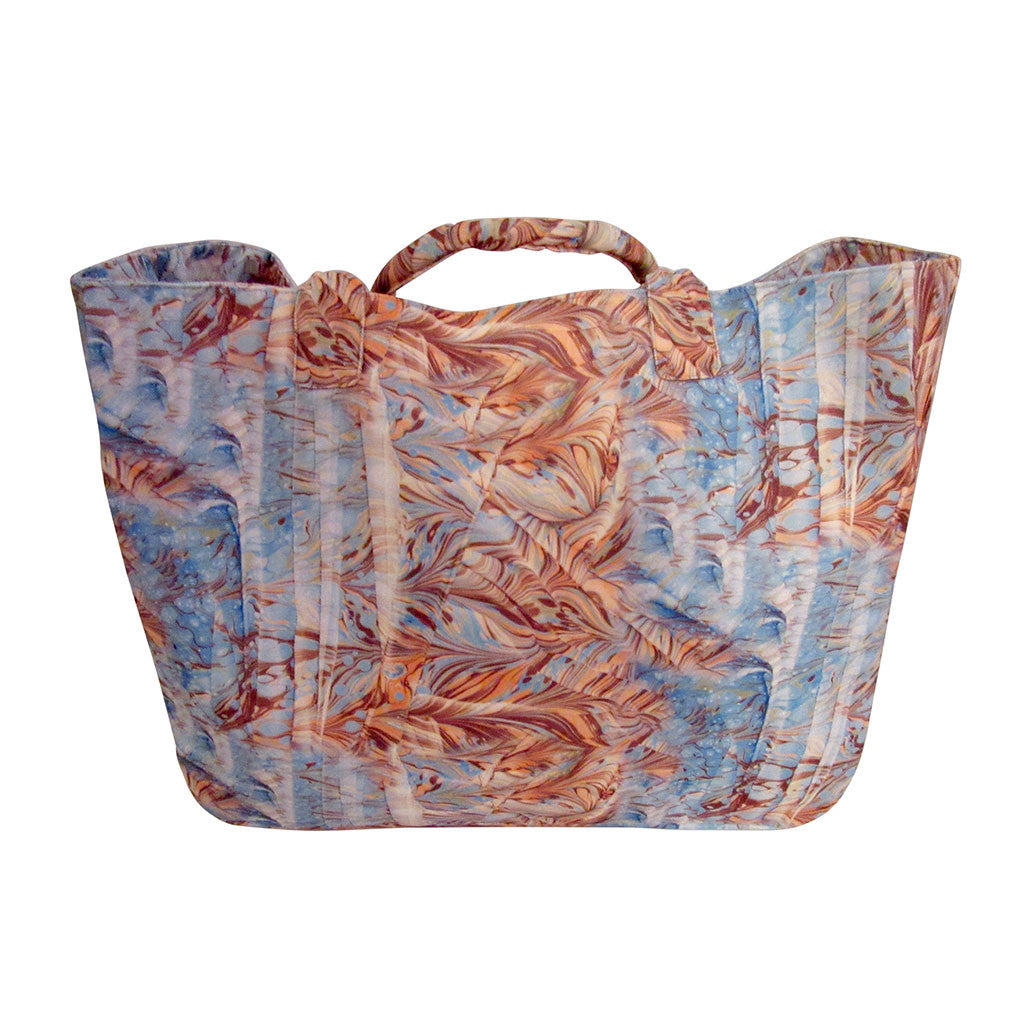 'Desert Sunset' Extra Large Microfiber Tote