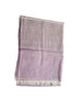 'Onda Scarf in Purple'