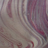 'Raspberry Swirl' Cashmere Scarf with Fringed Edges