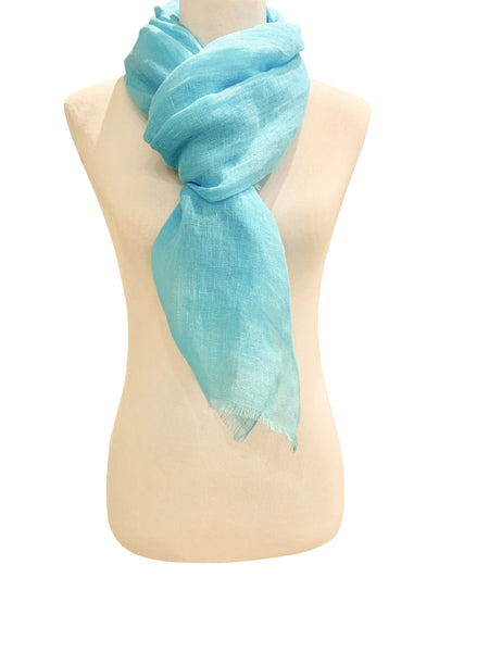 'Amore Scarf in Turquoise'