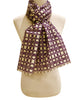 'Thonet Scarf in Grape'