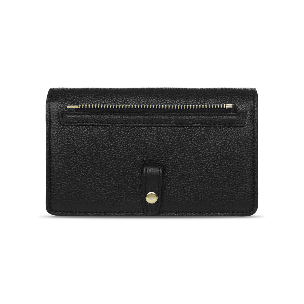 Riley Pouch in Black