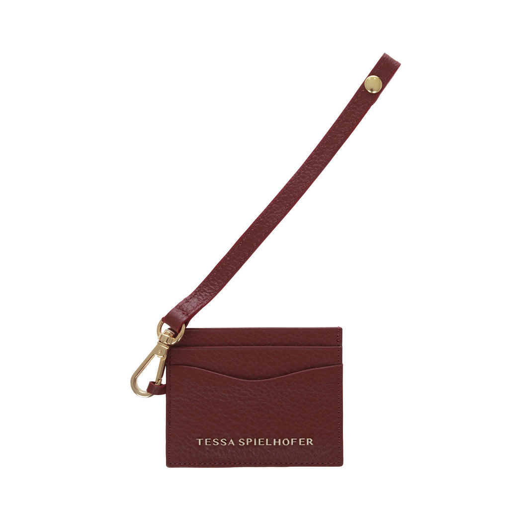 Card Case Bordeaux