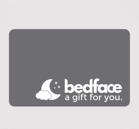 gift cards | bedface