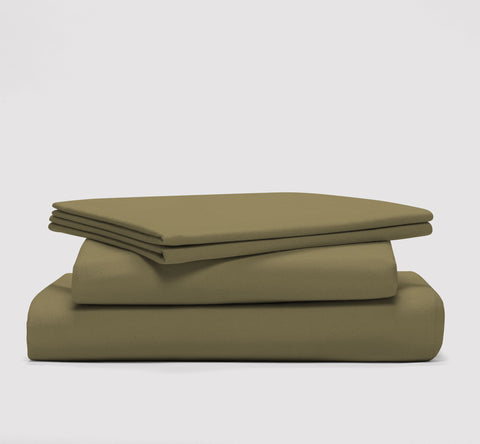 sleep set | commando olive | bedface