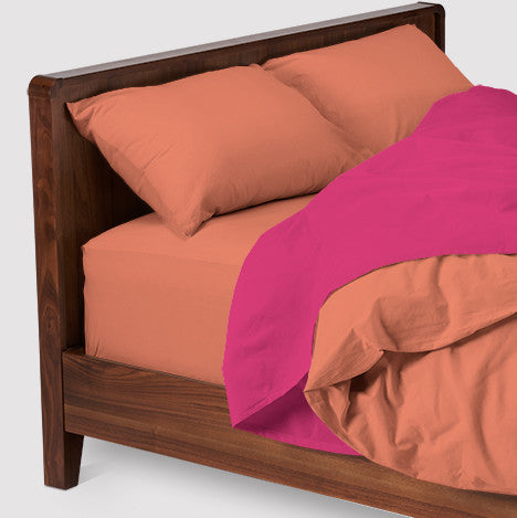 esuper sleep set | sunset | wood bed | bedface