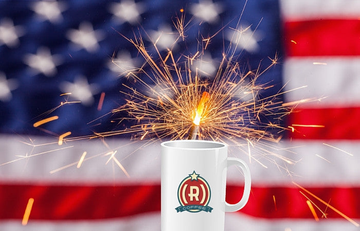 Republican Coffee's Drinks to Fuel your Fourth