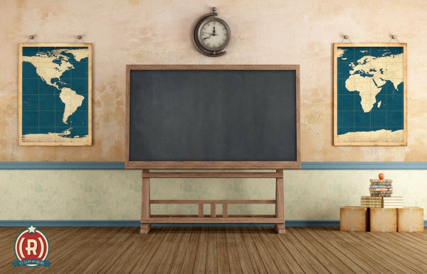 Back to School: American Classroom Traditions